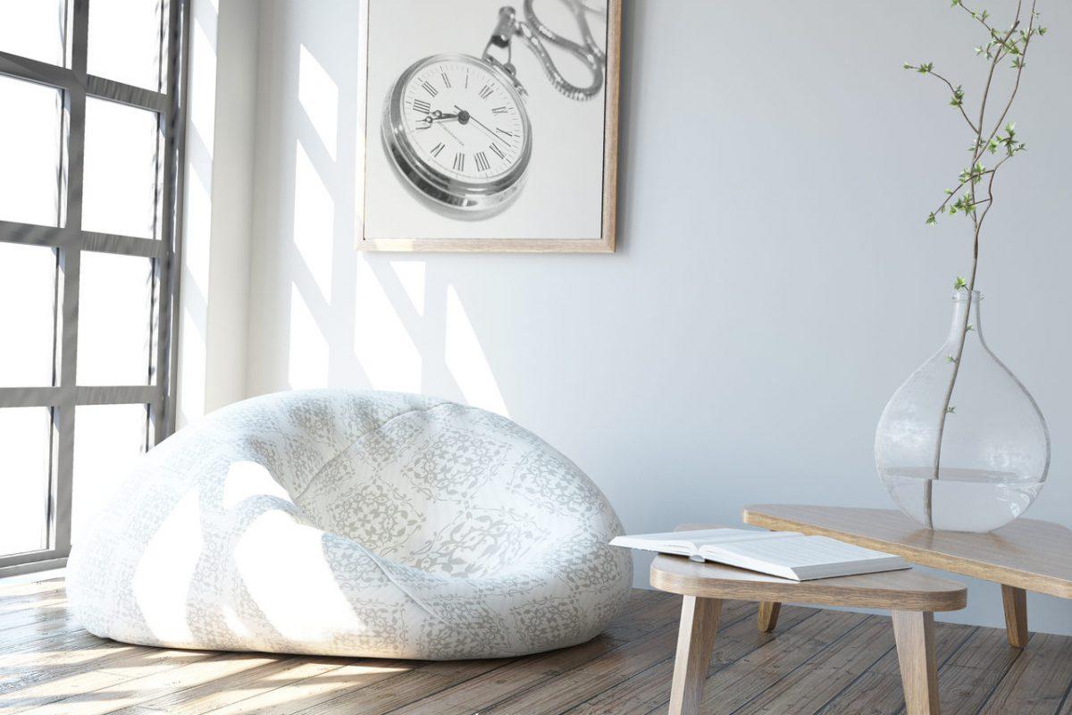 Pufy i siedziska jako funkcjonalne dekoracje do salonu