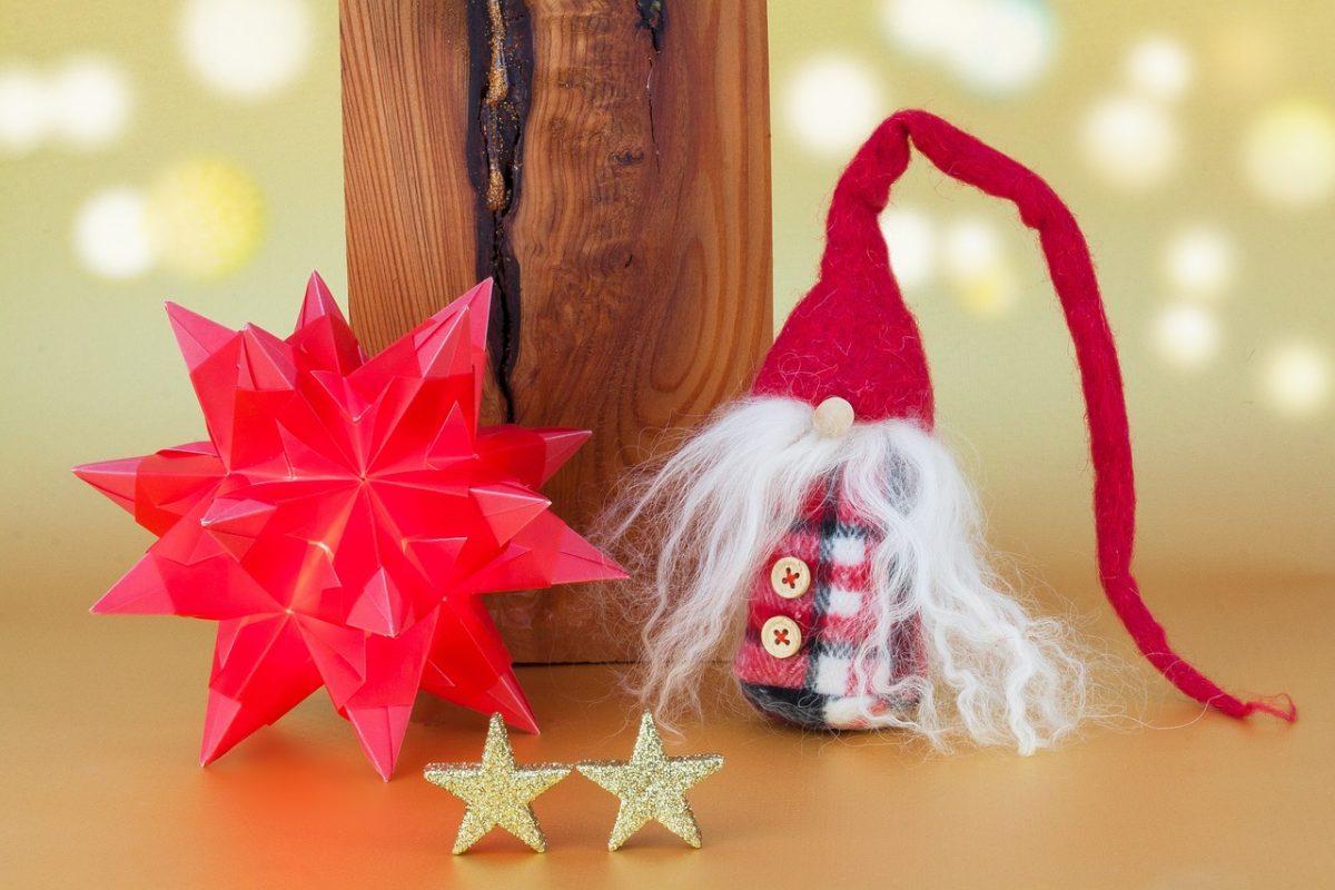Świąteczne dekoracje z origami – hit czy kit?
