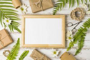 Jak ozdobić ramkę na zdjęcia?
