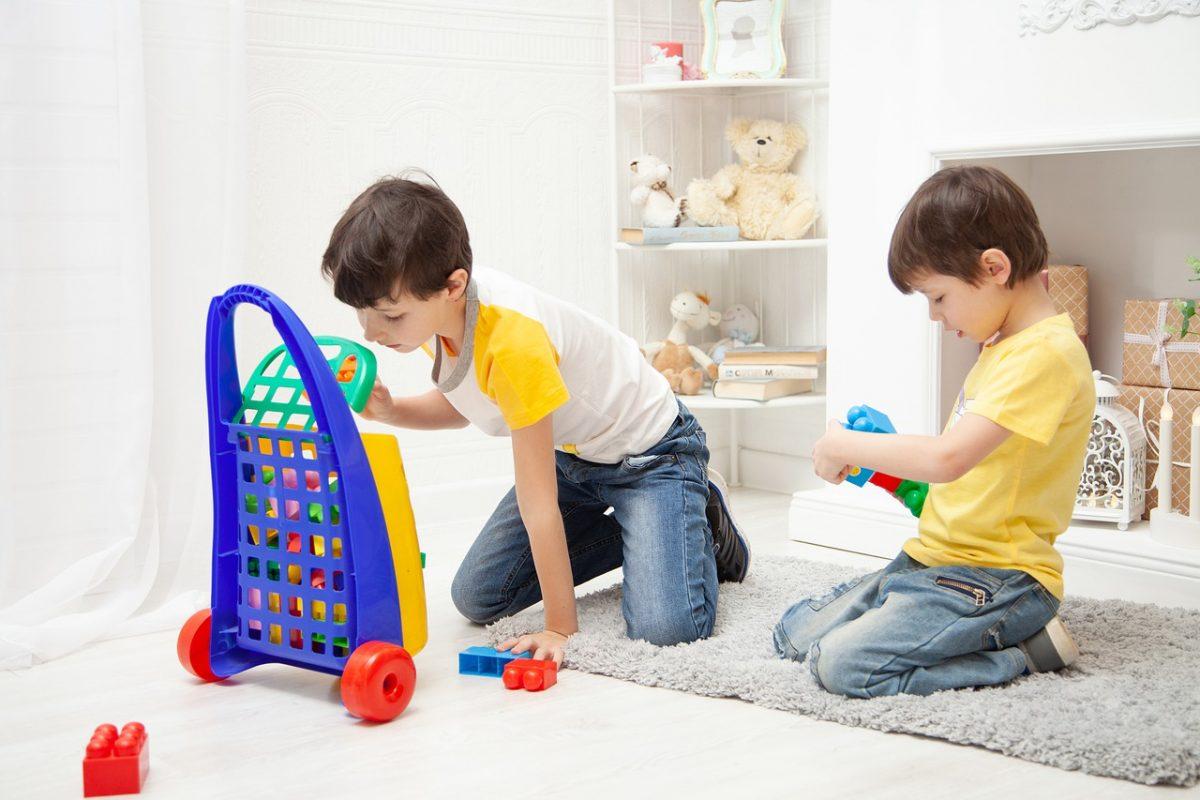 Jaki dywan wybrać do pokoju dziecięcego?