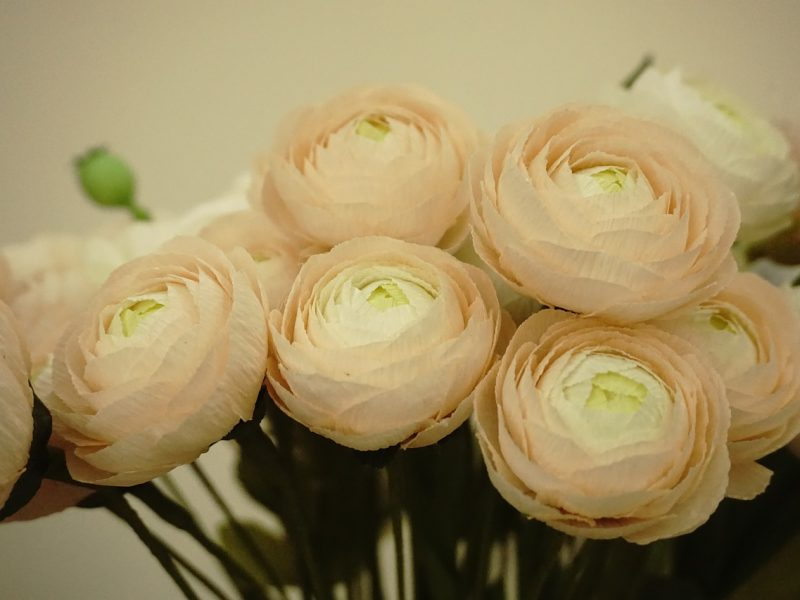 TOP 5 inspiracji na papierowe kwiaty