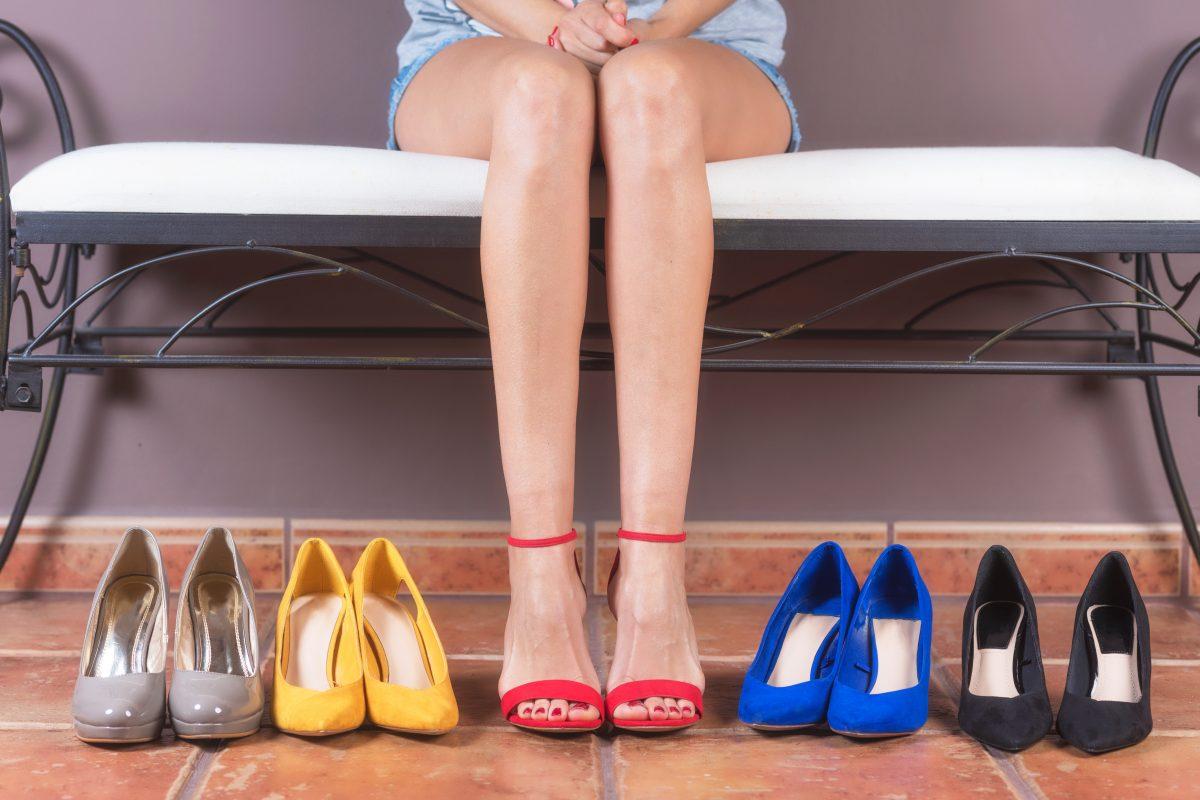 Szafka na buty z siedziskiem krok po kroku