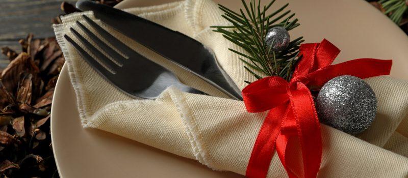 Jak złożyć serwetki na wigilijny stół?
