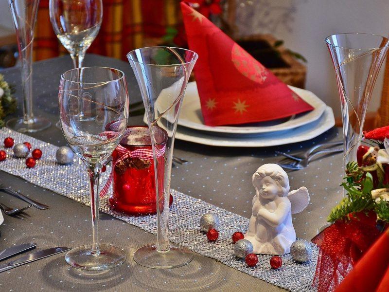 Wigilijny stół w trzech odsłonach