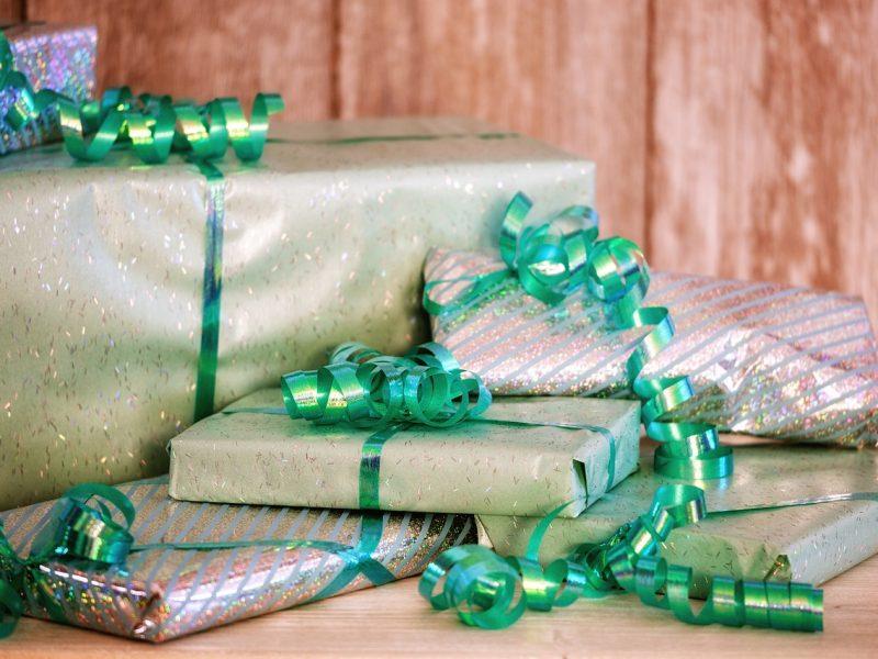 Pakowanie prezentów – sposób japoński