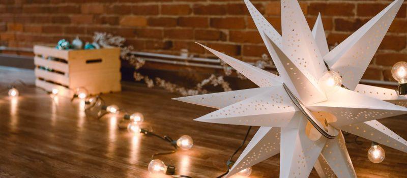 Jak wykonać papierową gwiazdę krok po kroku?