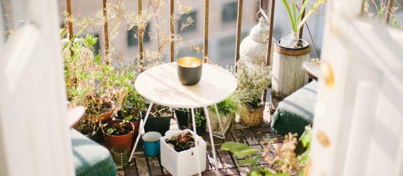 Metamorfoza balkonu przed sezonem