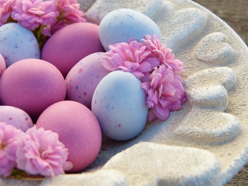 Jak ozdobić dom na Wielkanoc?