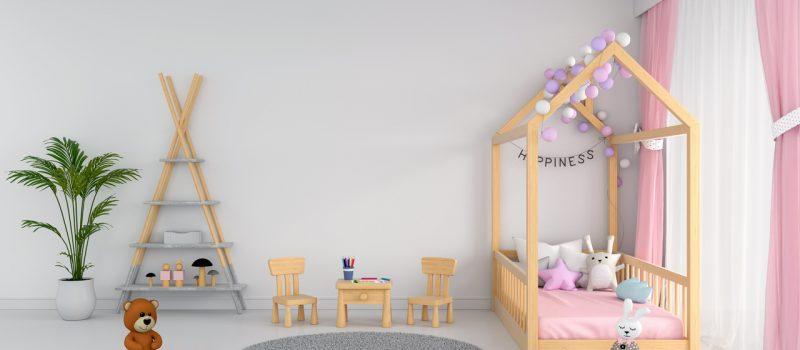 Jak samodzielnie wykonać łóżko domek?
