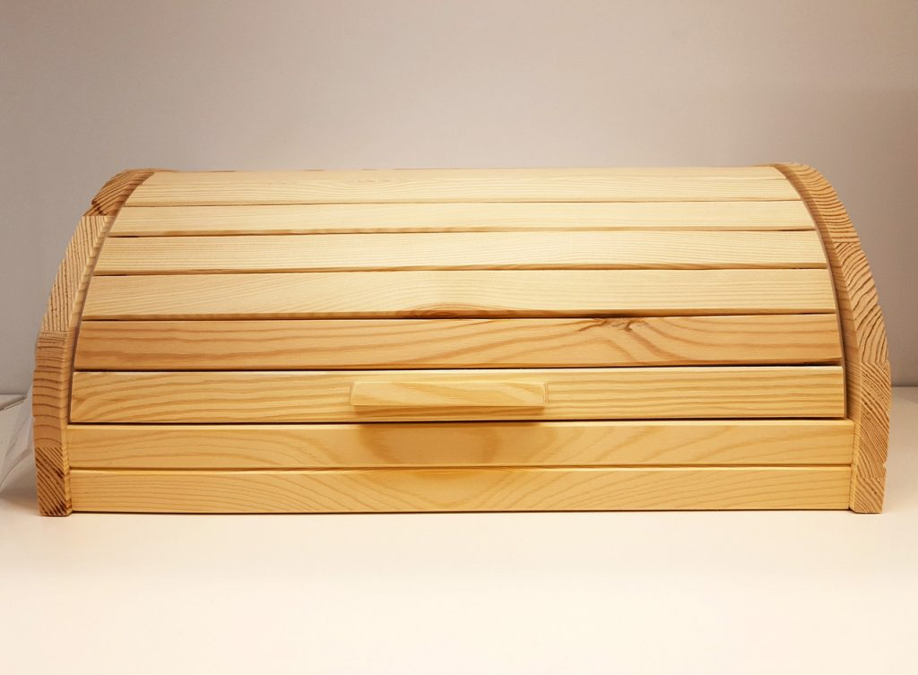 chlebak drewniany