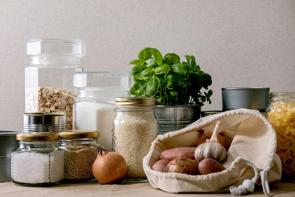 pojemniki na żywność
