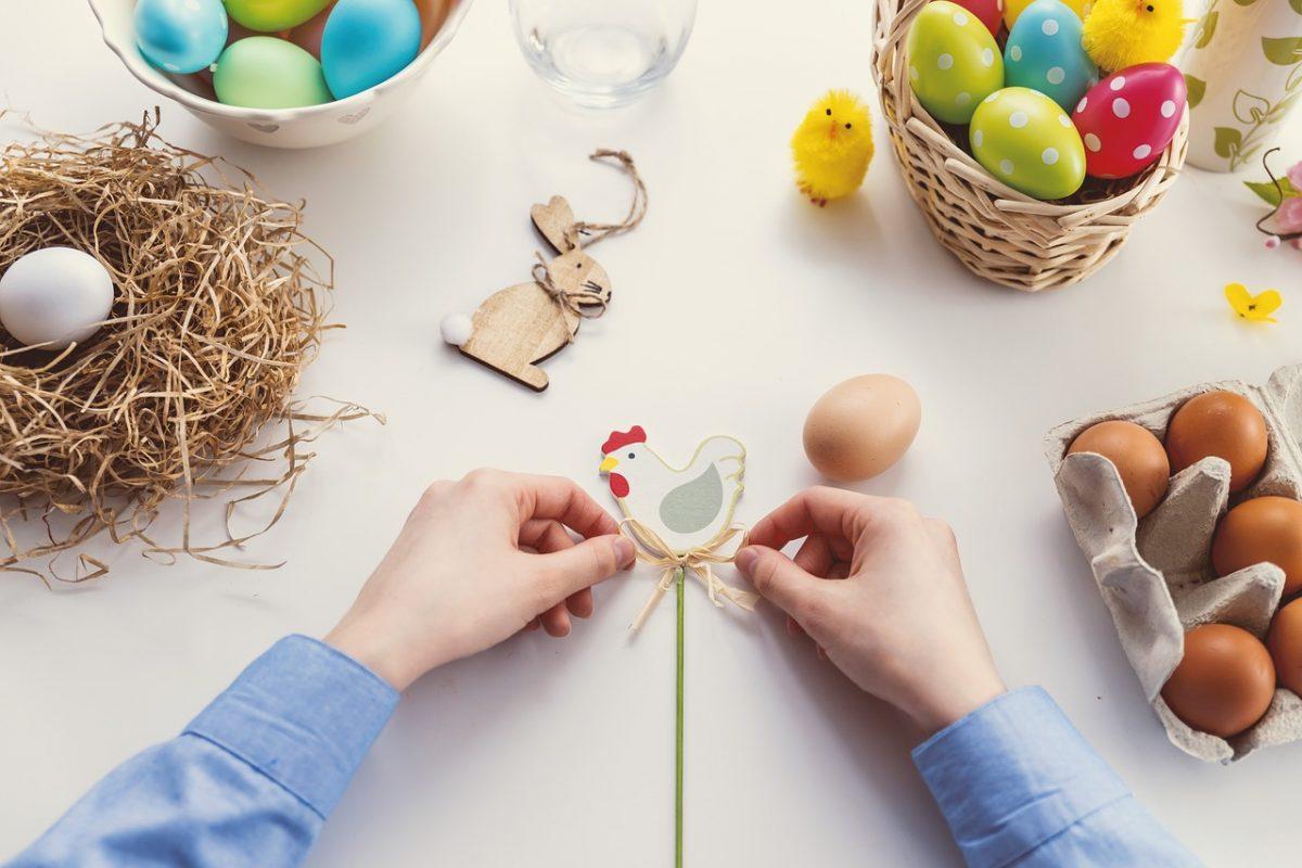 Piękne i praktyczne ozdoby Wielkanocne, które przydadzą się w kuchni