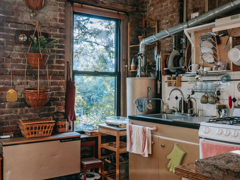 Dodatki do kuchni w stylu rustykalnym